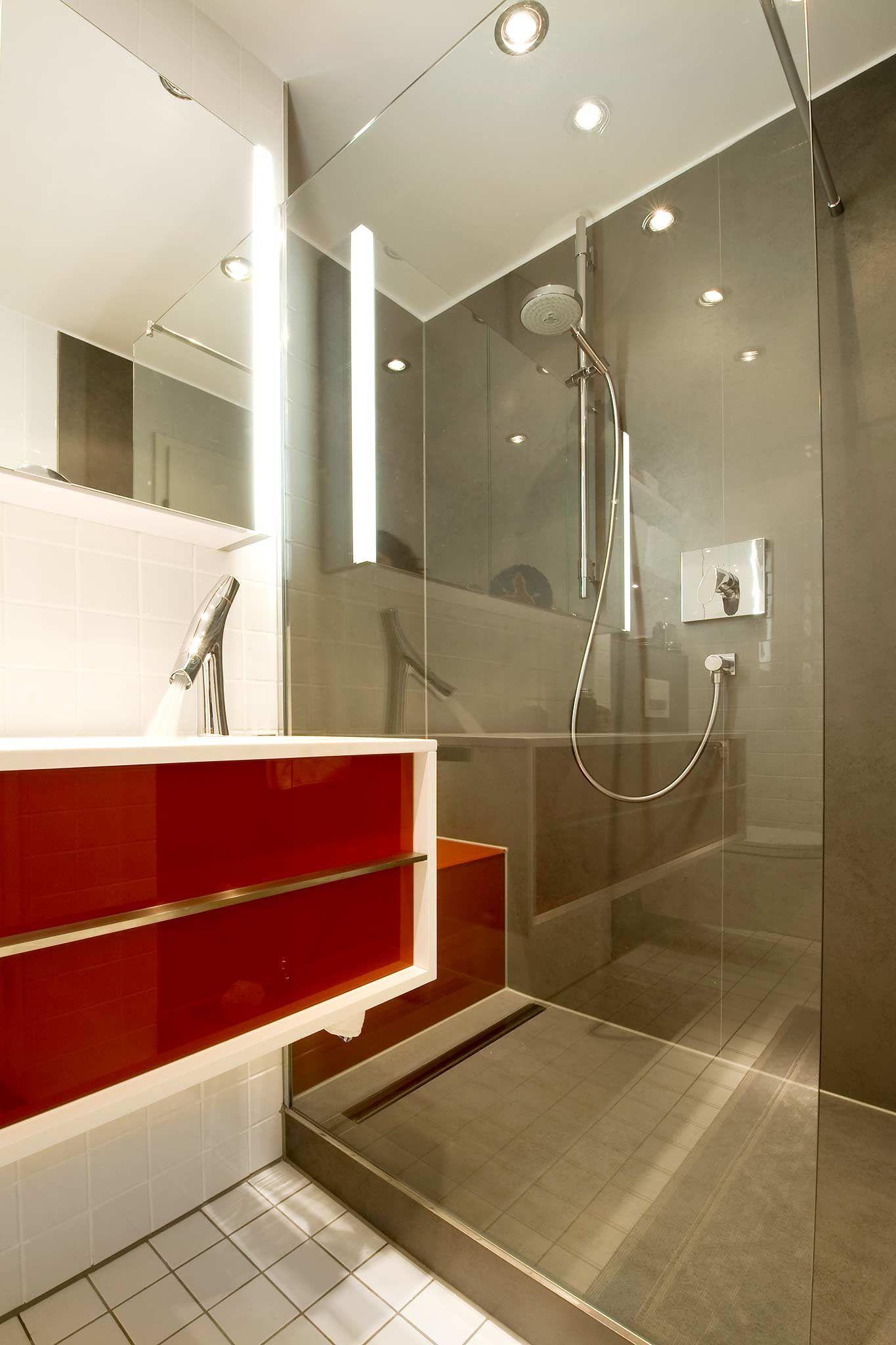 HEIMWOHL Badezimmer  Badezimmer, Walk in dusche, Dusche
