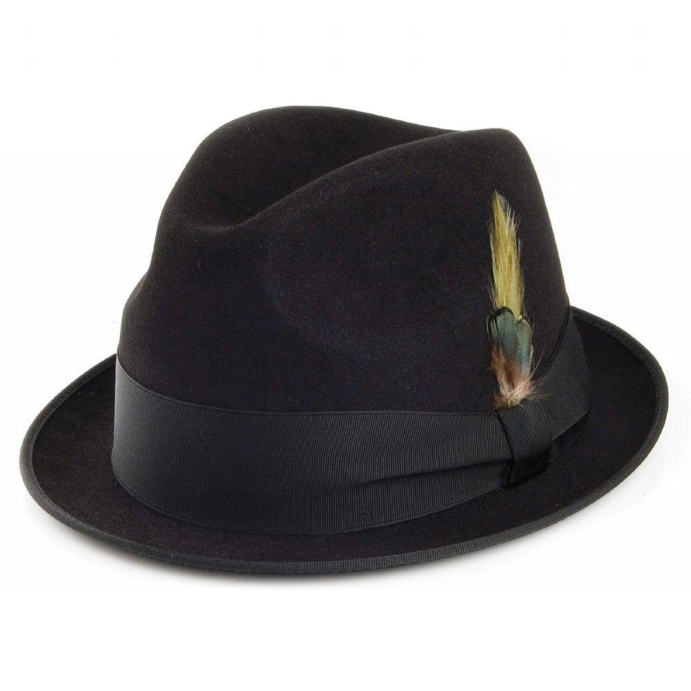 e3095a07 Stetson Hats Carmel Fur Felt Trilby Hat | stetsons | Trilby hat ...