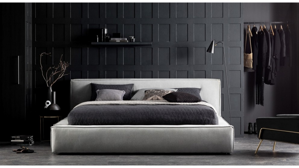 Buy Morris Bed Frame Domayne AU Bed frame, Bed, Make