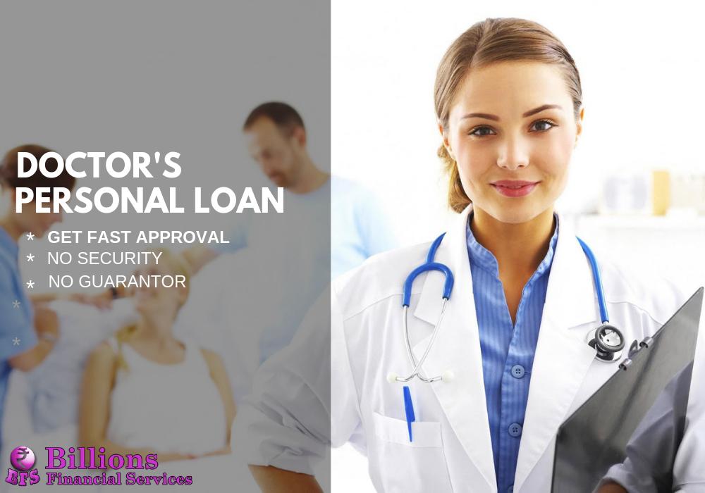 Doctor S Personal Loan Personal Loans Person Financial Markets