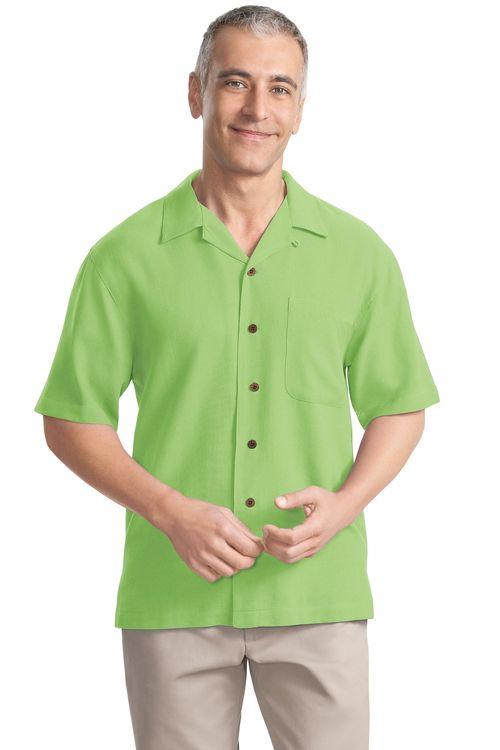 True to Size Apparel - Mens Silk Blend Camp Shirt, $49.98 (http://truetosizeapparel.com/mens-silk-blend-camp-shirt/)