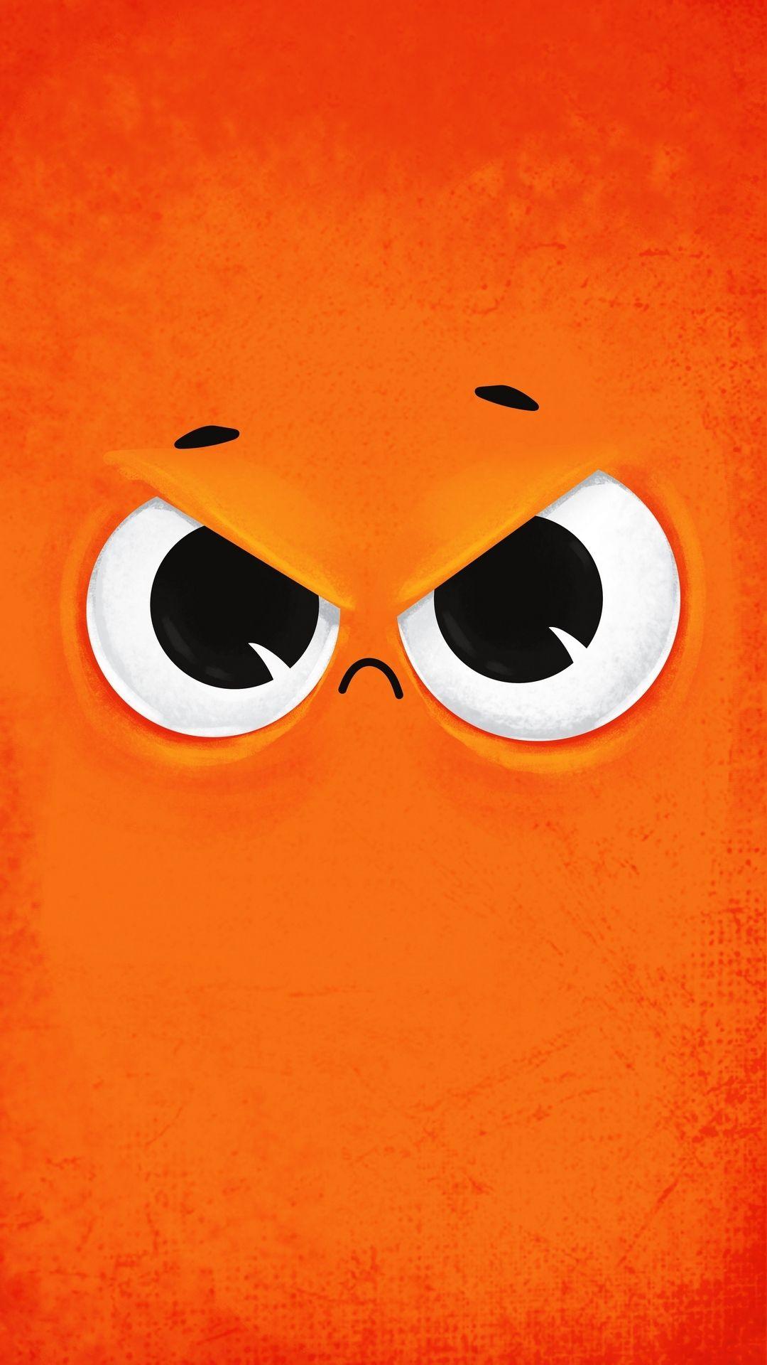 Angry Orange Wallpaper Cartoon Wallpaper Cartoon Wallpaper Hd Angry Wallpapers