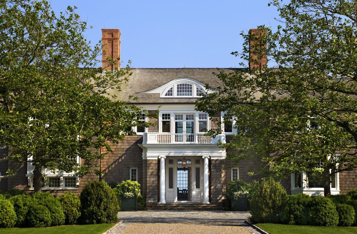 Ina Garten East Hampton Home hampton home exteriors | east hampton house | theodore mccarthy
