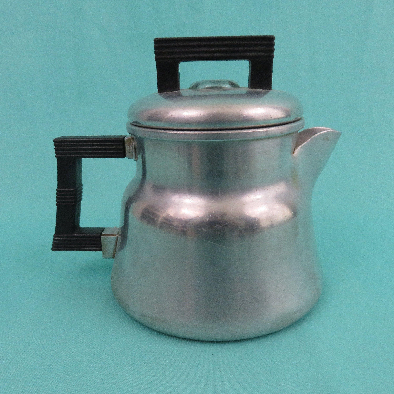 Vintage Benjamin Medwin B & M Douro Copper Double Boiler Pan