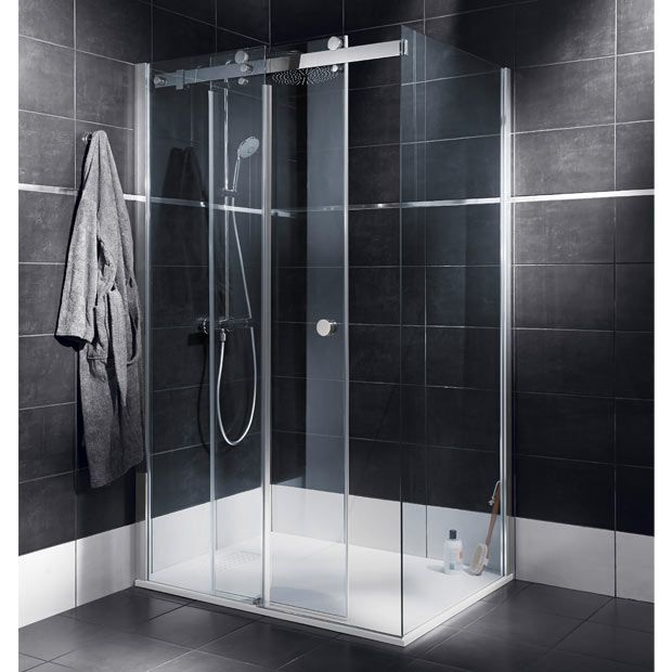 porte de douche coulissante palace salle de bain projet. Black Bedroom Furniture Sets. Home Design Ideas