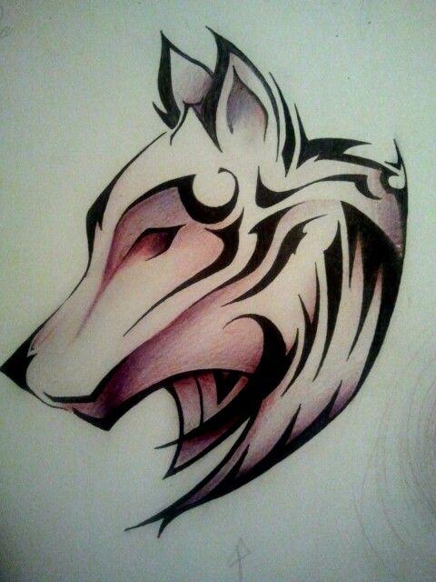 Center For My Tattoo Wolf Tattoo Design Tribal Wolf Tattoo
