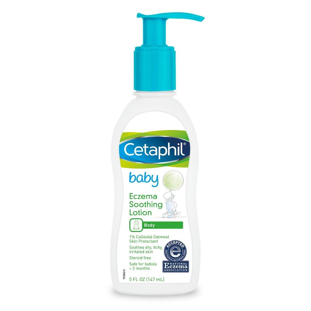 Cetaphil Baby Eczema Soothing Lotion 5oz Adult Unisex