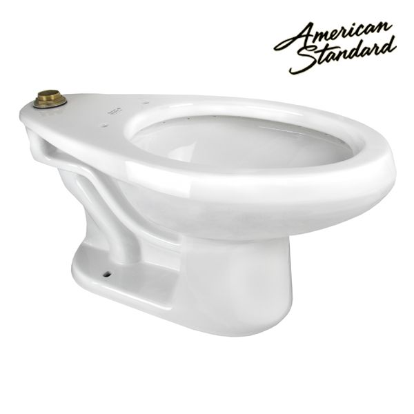 American Standard 1.6 GPF Elongated Toilet Bowl. Compare more units ...