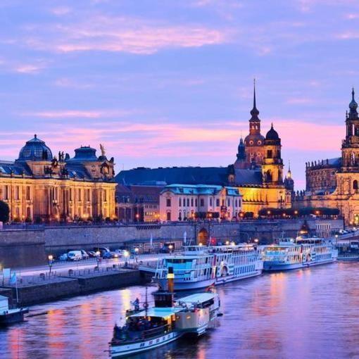 Dresden Wochenende