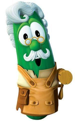 Gelato  (Larry the Cucumber)