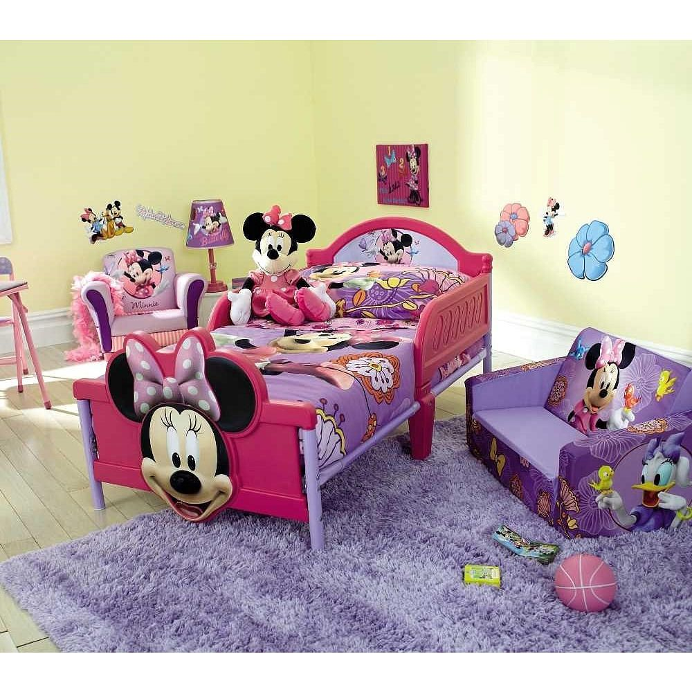 Minnie Mouse Toddler Bed Set | Superior Toddler Bedding Sets in 2019 ...