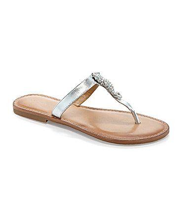 45b82626434d Antonio Melani Seymour Flat Sandals