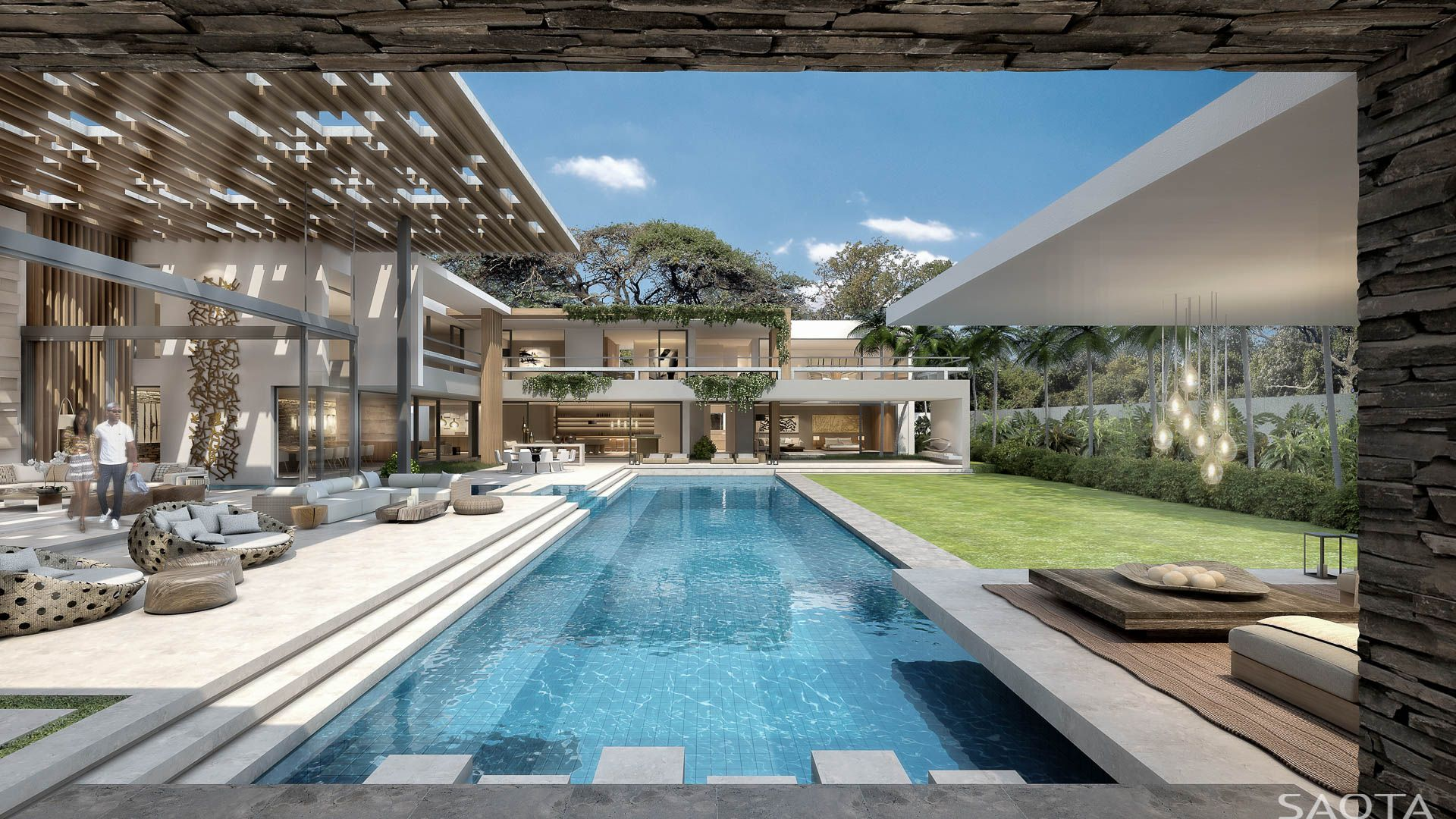 30+ Yet to be Built Modern Dream Homes by SAOTA – Part 1   House ...