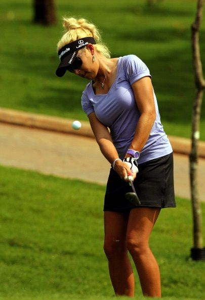 Dating lady golfers