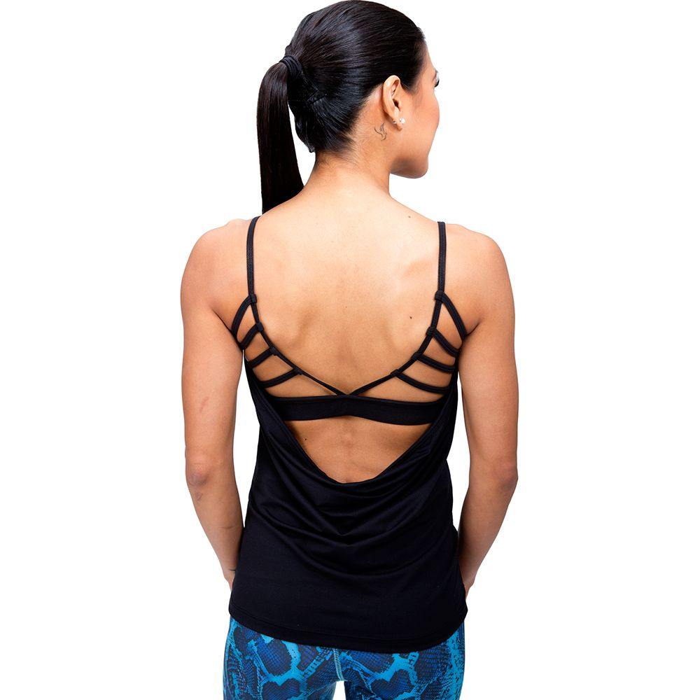 Body Angel Activewear Comfy Candy Long Top Tops, Candy tank