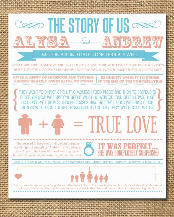 The+Story+of+Us+A+Love+Story+Poster+Wedding+by+CooperJane+on