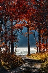 Waterton National Park Alberta Canada