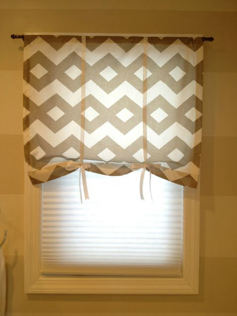 Retro Ranch Reno Main Guest Bathroom Curtain Bathroom Window Curtains Small Window Curtains Small Bathroom Window