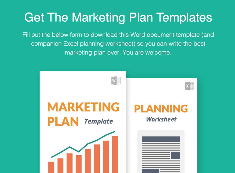 Writing a #MarketingPlan? Check out this helpful post u2014 with - marketing plan template
