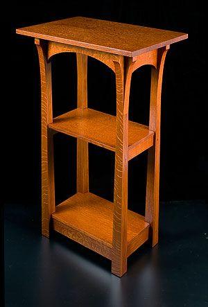 Craftsman Style Side Table Craftsman Furniture Craftsman Style