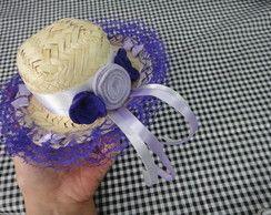 Mini-Chapéu Junino