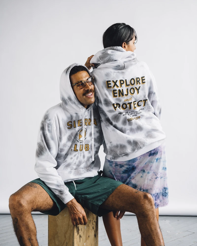 Shop All National Park T Shirts Sweatshirts Hats Accessories Parks Project In 2020 Tie Dye Hoodie Hoodies Apparel Design Inspiration [ 1000 x 800 Pixel ]