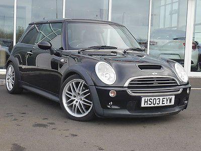 ebay: 2003 03 mini cooper s 1.6 163 hp hatch 3d - £2015 factory