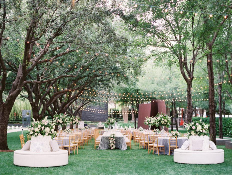 Nasher Sculpture Center Wedding Venue Dallas Tx Outdoor Wedding Garden Party Wedding Dallas Wedding