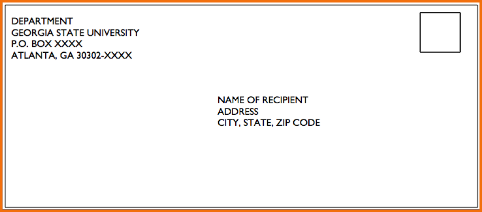 Envelope Cover Format Envelopeg Sizes Designers Insights Area