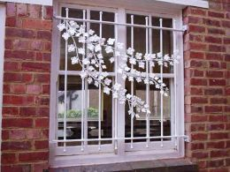 Home Safety Secure Your Windows Against Burglary Window Security Bars Window Decor Burglar Bars