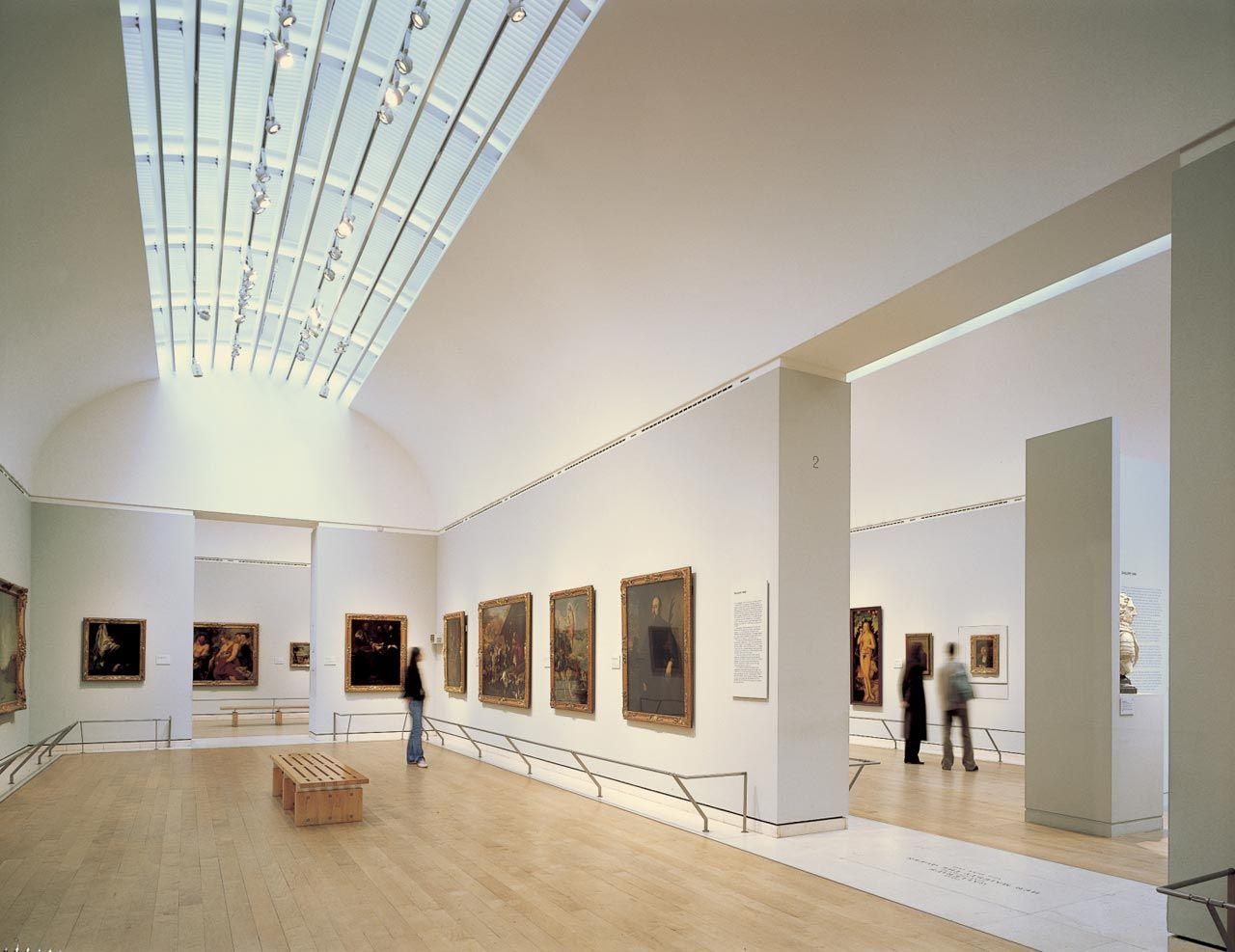 Sackler Galleries, Royal Academy of Arts | Projects | Foster + Partners   Foster PartnersNorman FosterInterior Design ...