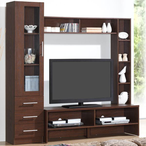 Hook up entertainment center