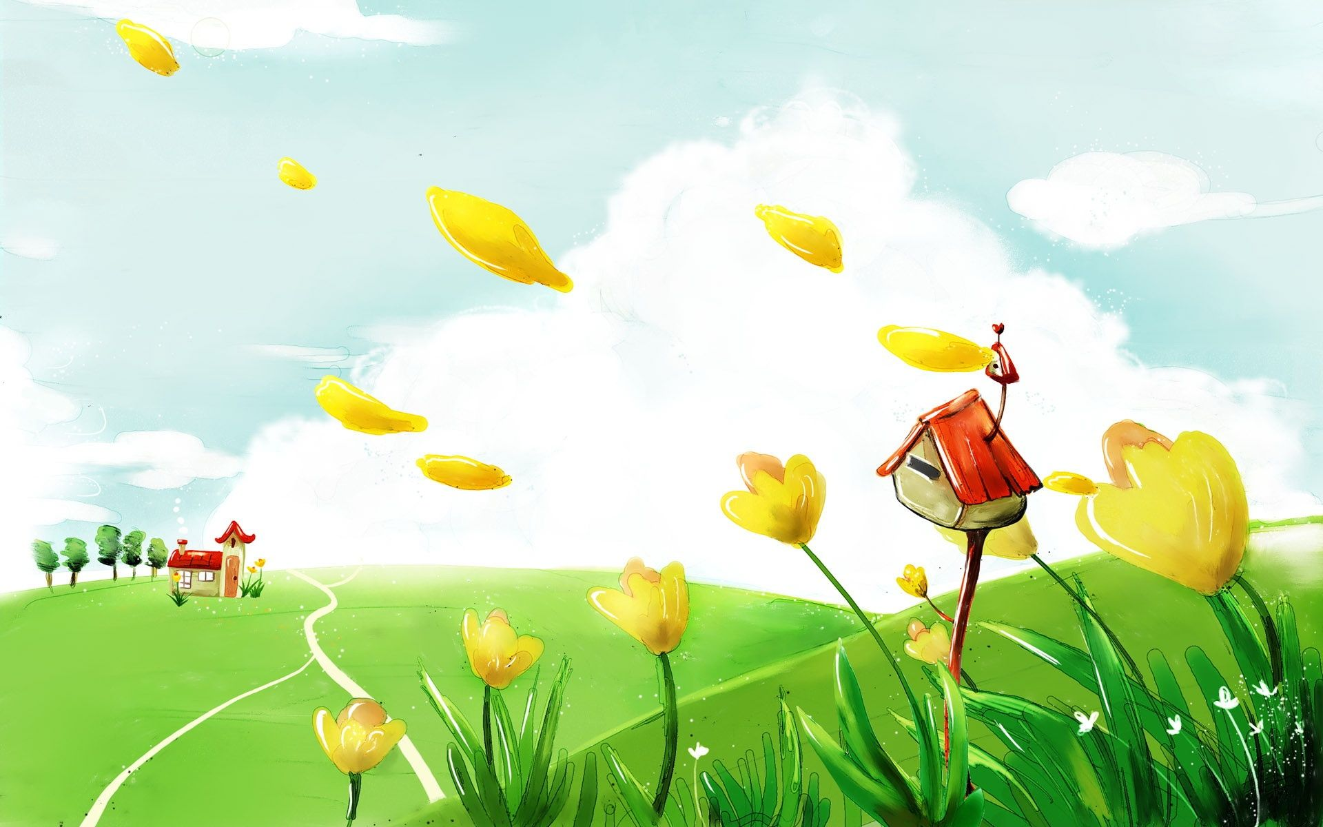 Best Back To School Wallpaper With Two Kids Kids Wallpapers 640 x 480
