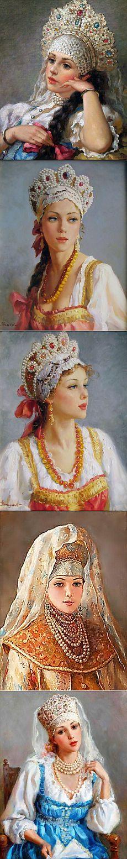 Блог - Привет.ру - Русская красавица. - Личный интернет дневник пользователя Sudaruchka