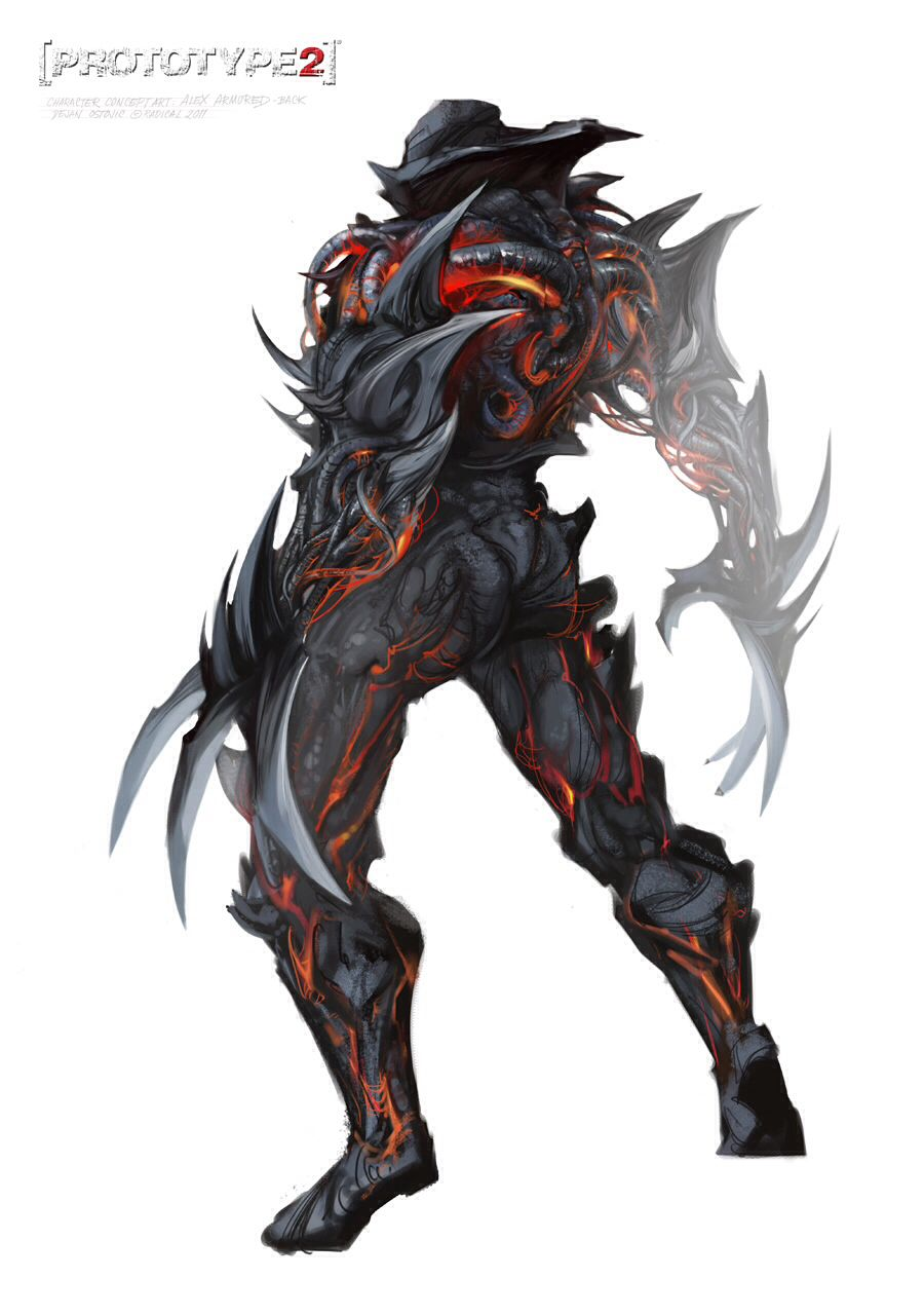 Prototype 2   games   Pinterest   Characters, Monsters and ...  Prototype 2   g...