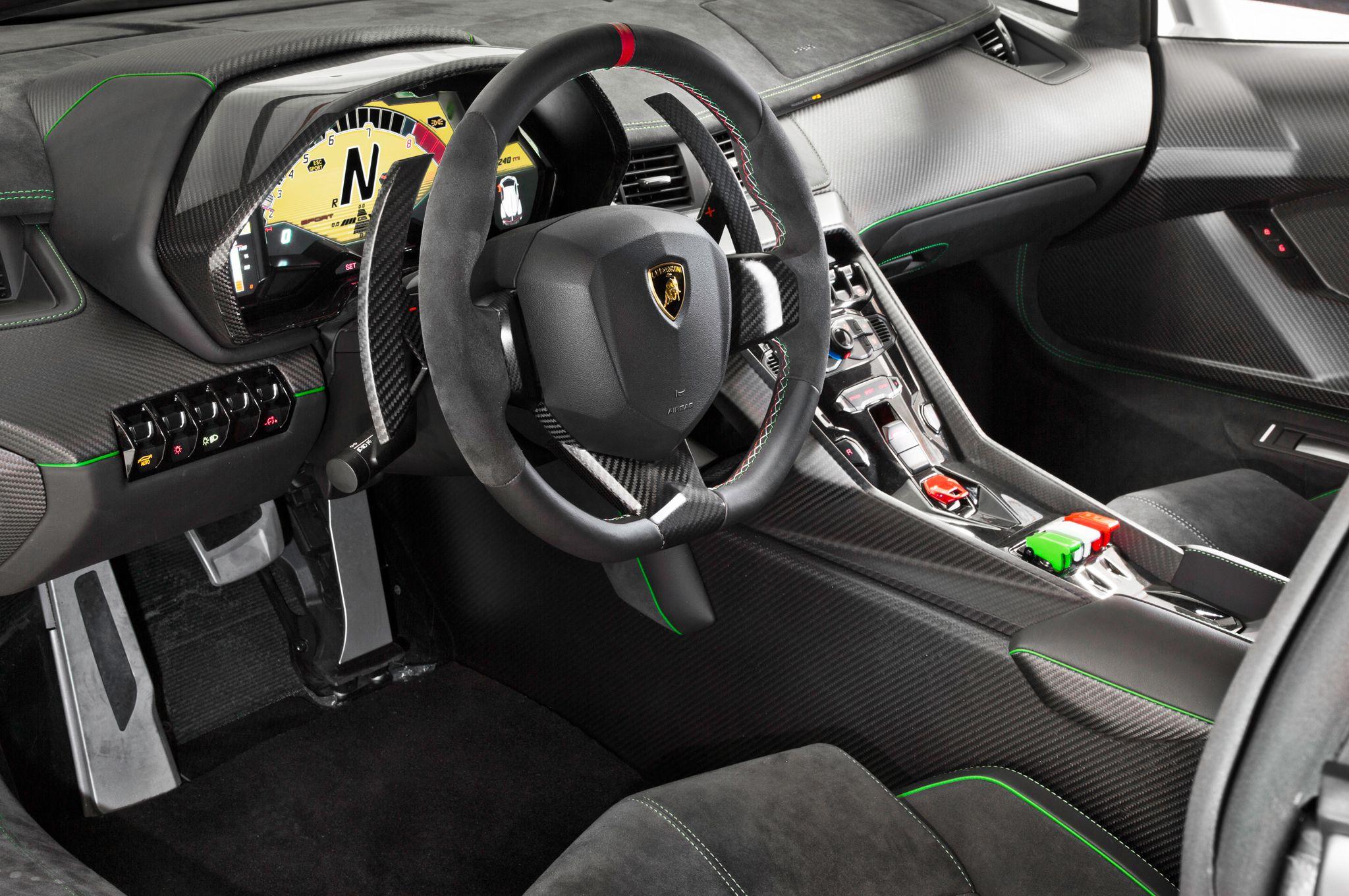 Lamborghini Veneno Interior Lamborghini Veneno Interior Lamborghini