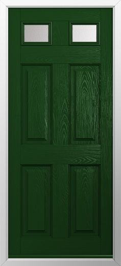 4 Panel 2 Square Composite front doors fitting and installation by Just Value Doors your local front door specialist & Composite door 4 Panel 2 Square in Forest green. High quality ... pezcame.com