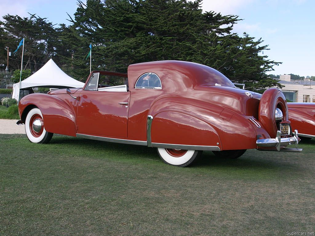 1940 Lincoln Continental Town Car 1931 to 1940 CARZ