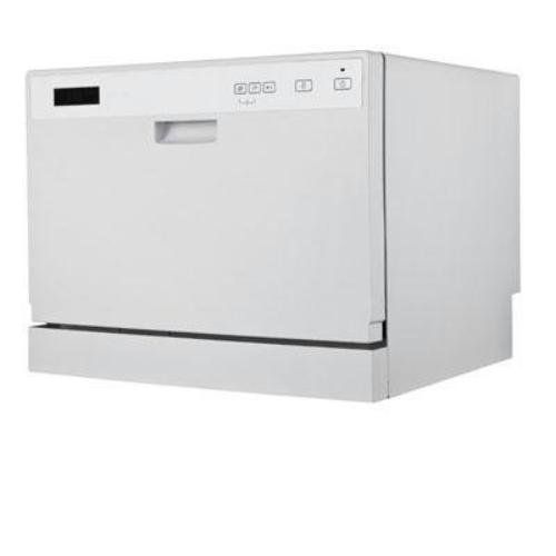 Midea Mdc3203dww3a Countertop Dishwasher White Dishwasher White