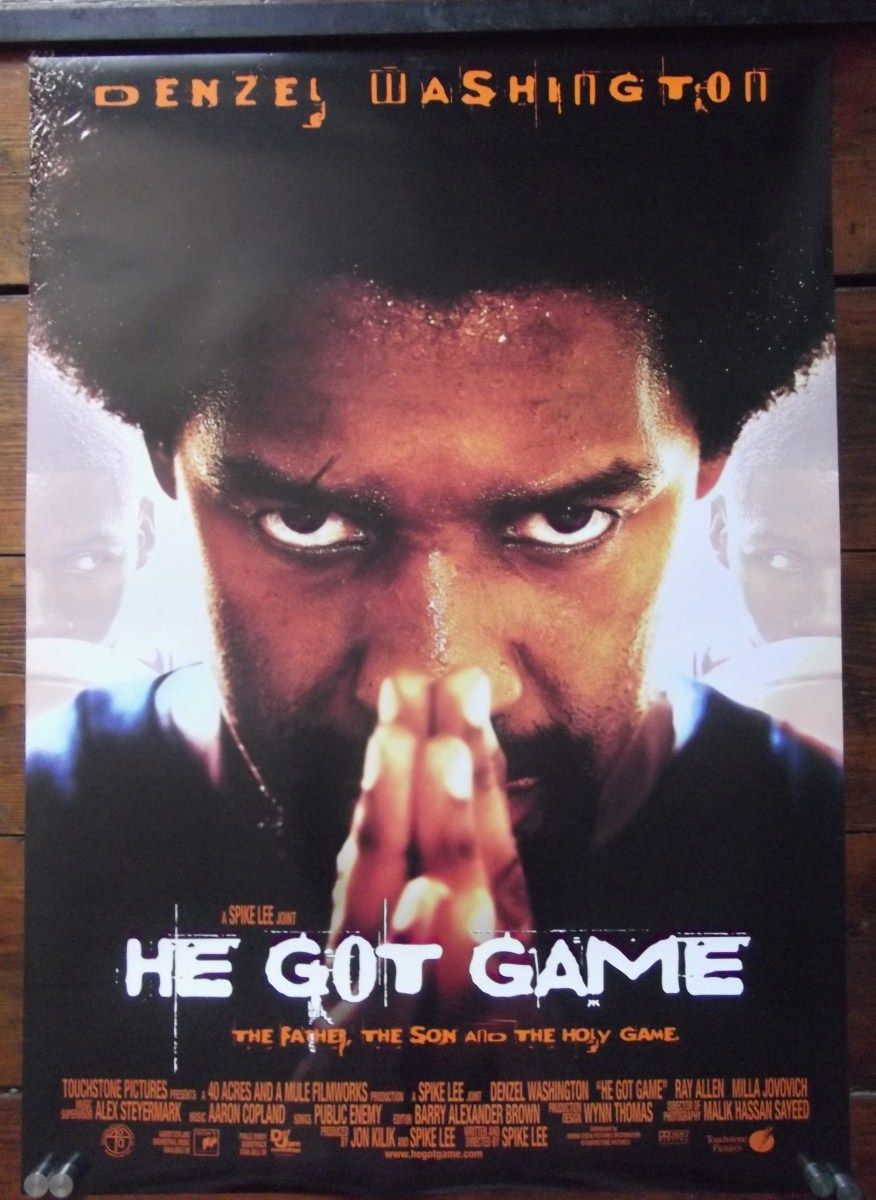 He Got Game Spike lee movies, He got game, Sports movie