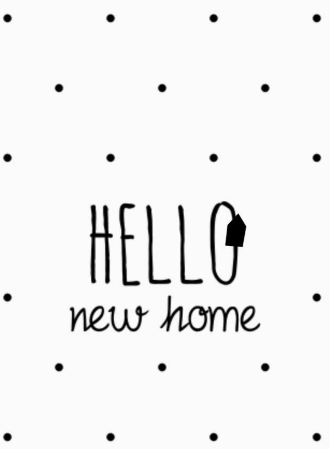 We live here | House and Home | New home quotes, Moving ...