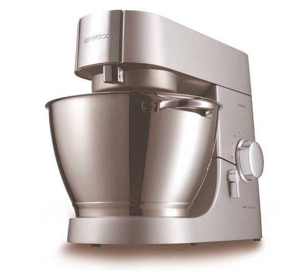 Robot Multifonction Chef Titanium + Blender + Hachoir, Kenwood sur - küchenmaschine bosch mum