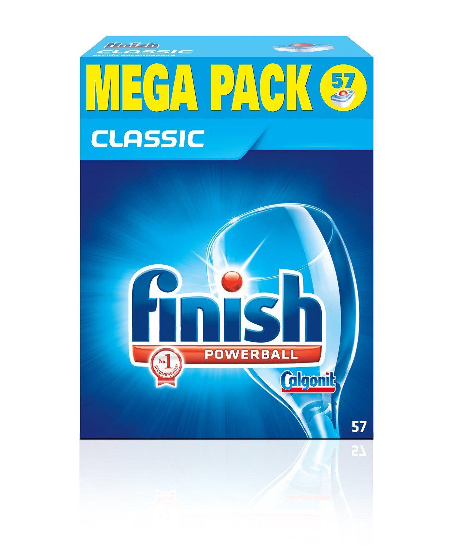 6,90€ - Finish Pastillas para lavavajillas Classic - 57 pastillas: Amazon.es: Supermercado