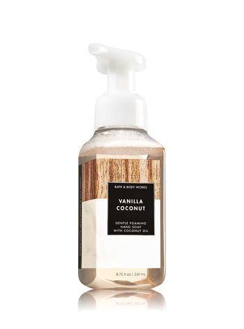Vanilla Coconut Gentle Foaming Hand Soap Bath And Body Works