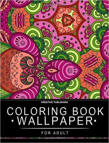 coloring book wallpaper stress relieving patterns creative