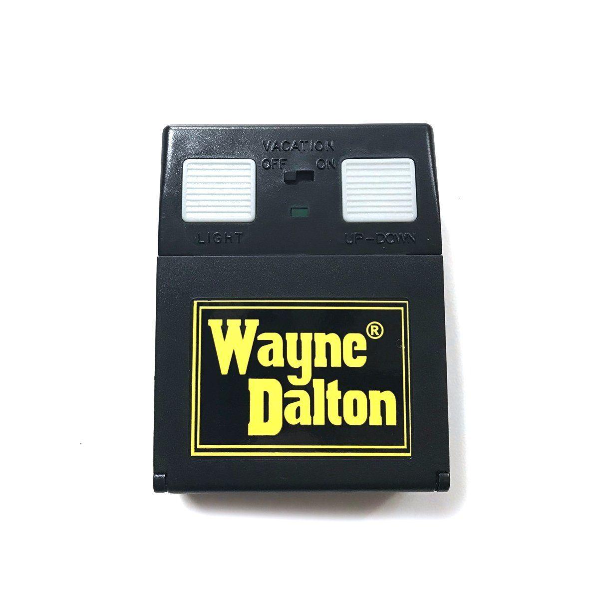 wayne dalton wireless wall station 297136 303 mhz wayne dalton garage doors garage door opener [ 1200 x 1200 Pixel ]