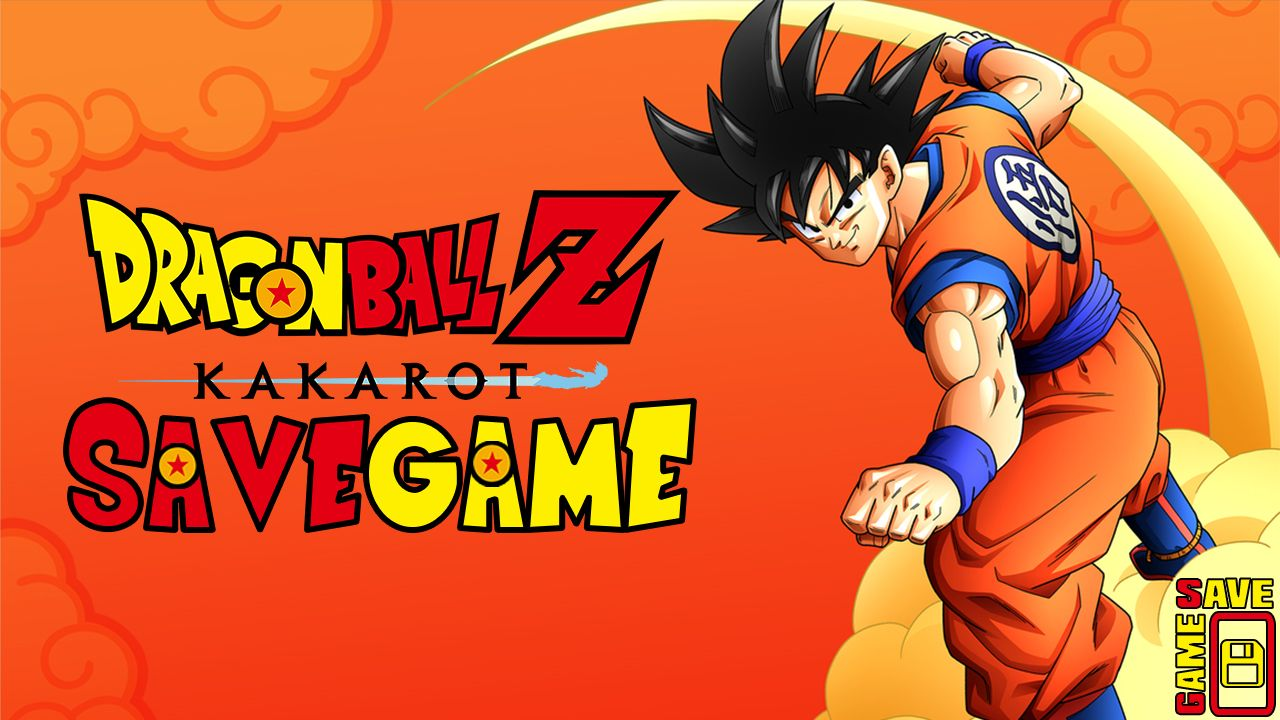 Dragon Ball Z Kakarot Save Game Dragon Ball Kakarot Dragon Ball Super