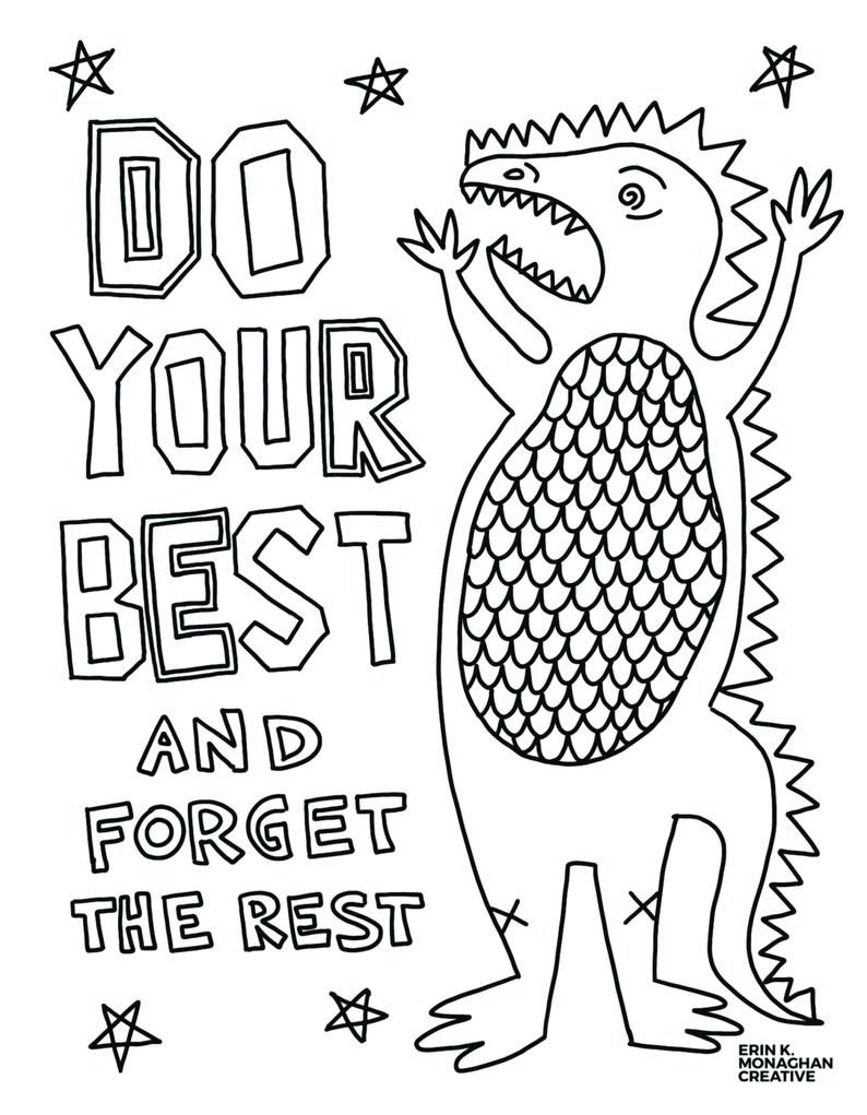 Growth Mindset Coloring Pages Growth Mindset For Kids Dinosaur Coloring Sheets Growth Mindset