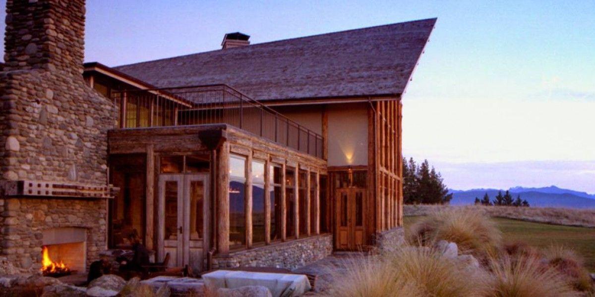 Fiordland Lodge Te Anau New Zealand This Eco Lodge Is