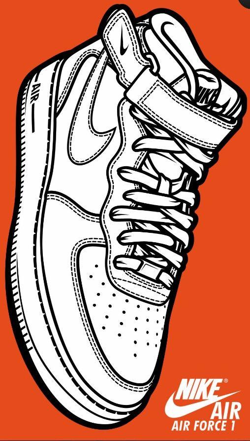 Scarpe Sfondi Per Iphone Scarpe Nike Schizzi Di Moda